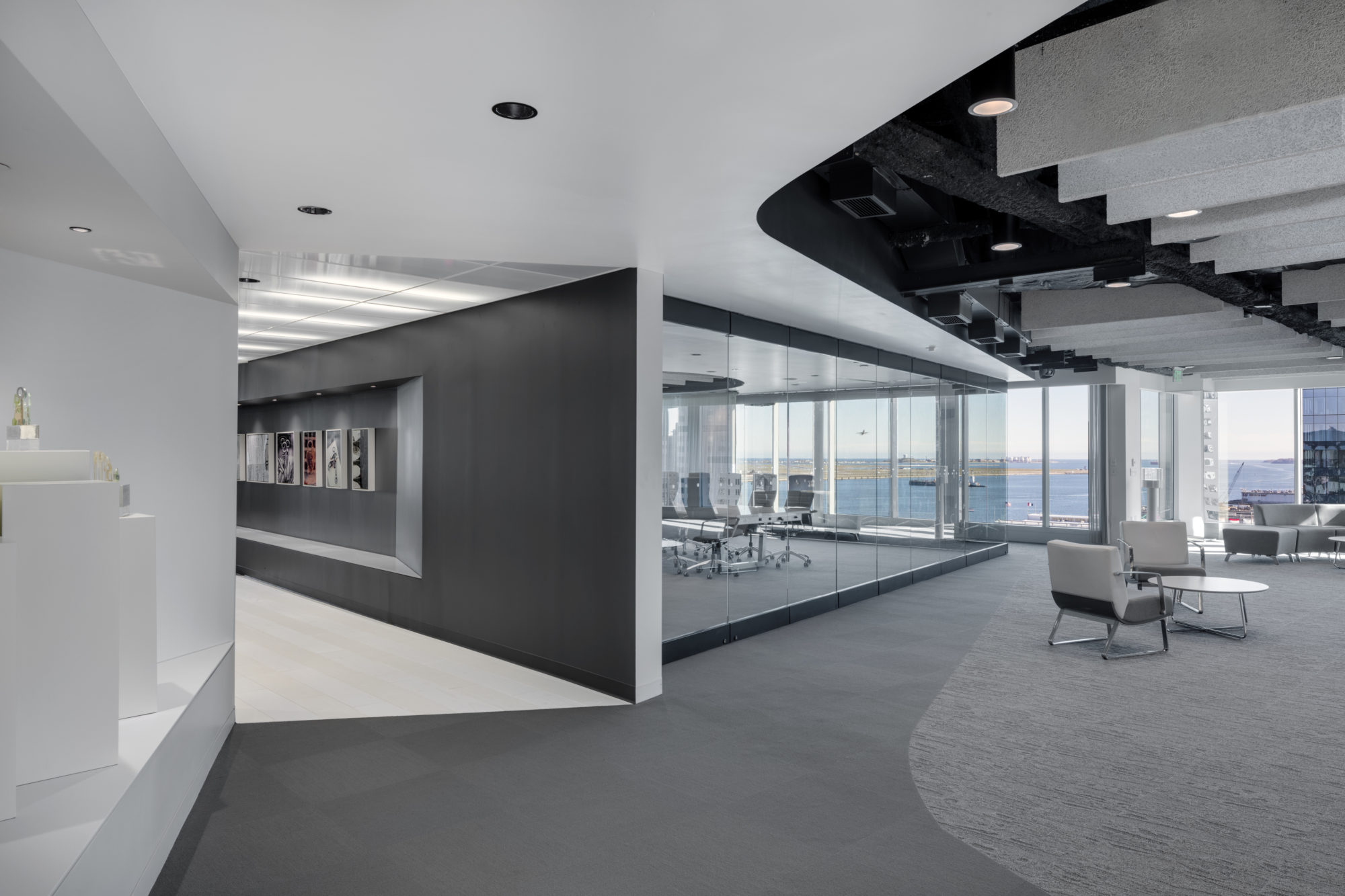 Design Of Office Building Intended Project By Actwo Architects The Best Office In Boston